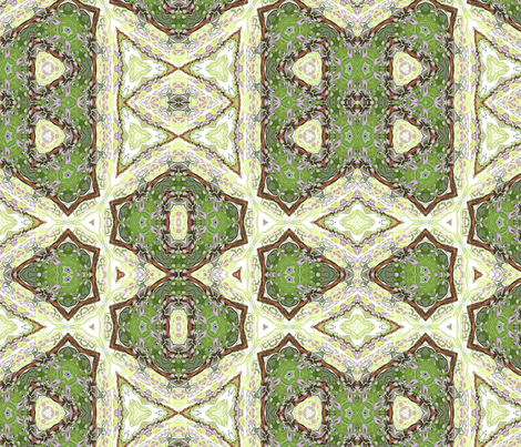 wisteria_walls2 fabric by wren_leyland on Spoonflower - custom fabric