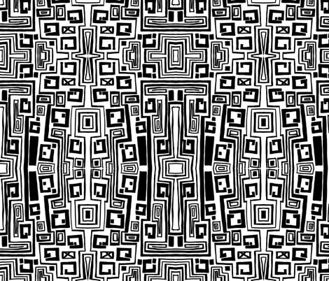 lost_again fabric by kcs on Spoonflower - custom fabric