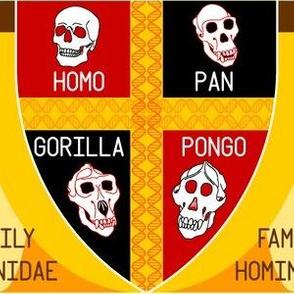 hominidae family