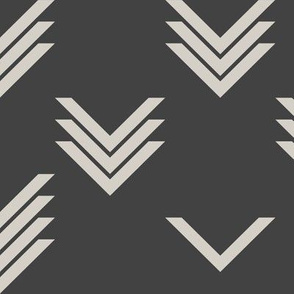 Varied Chevron Reverse