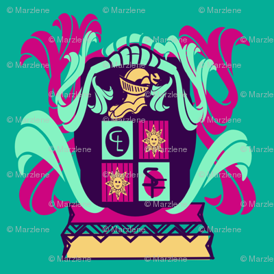 marzlene_Family Crest_coat of arms