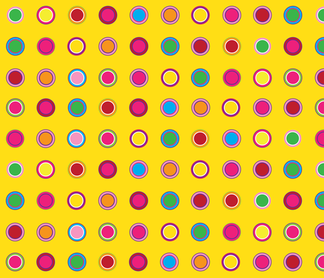 spots2 fabric by lerhyan on Spoonflower - custom fabric