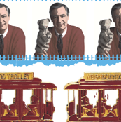 Mr. Rogers & The Trolley
