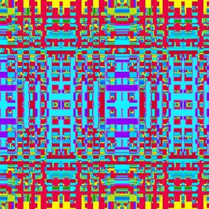 rectangles andsquares spectrum_blues