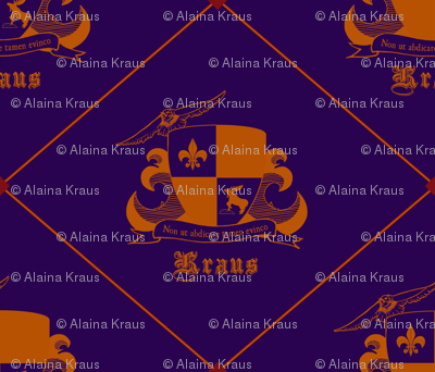 Family Crest - Kraus