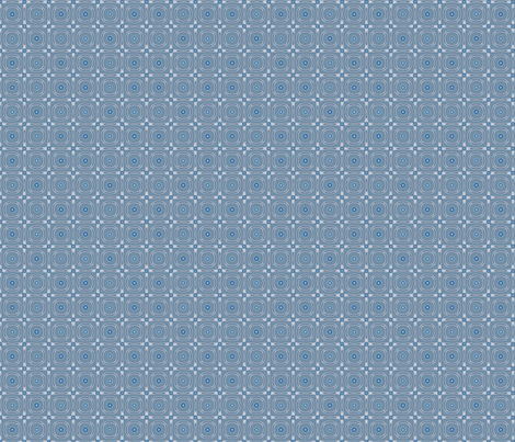 Limestone Metallic Look Circles © Gingezel™ 2012 fabric by gingezel on Spoonflower - custom fabric