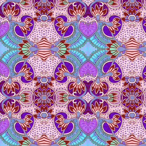 Ooh La La C'est Bon fabric by edsel2084 on Spoonflower - custom fabric