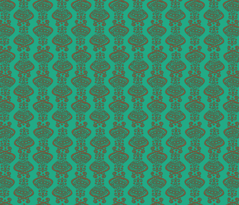Hallmarks - Celtic fabric by glimmericks on Spoonflower - custom fabric