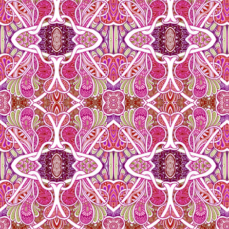 For Love of Paisley fabric by edsel2084 on Spoonflower - custom fabric