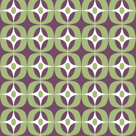Mini Blackcurrant Box fabric by spellstone on Spoonflower - custom fabric