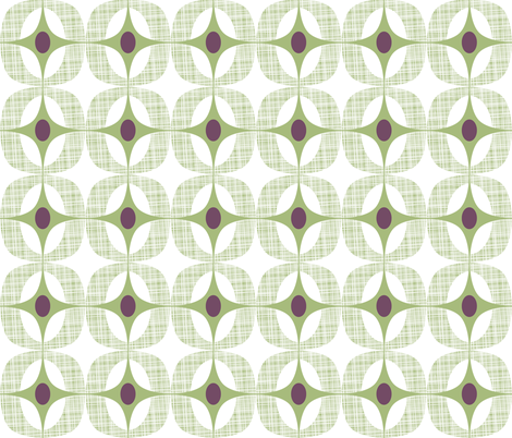 Moss Box fabric by spellstone on Spoonflower - custom fabric