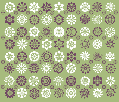 SPOONFLOWER GEOMETRIC 03