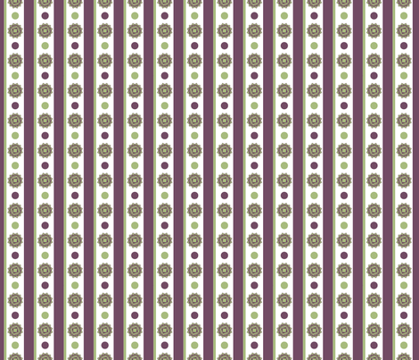 Geopattern fabric by brandymiller on Spoonflower - custom fabric