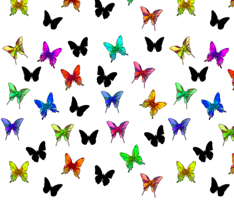 flutter fabric by topfrog56 on Spoonflower - custom fabric