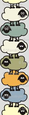 Balancing Sheep
