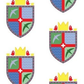 hugo's family crest