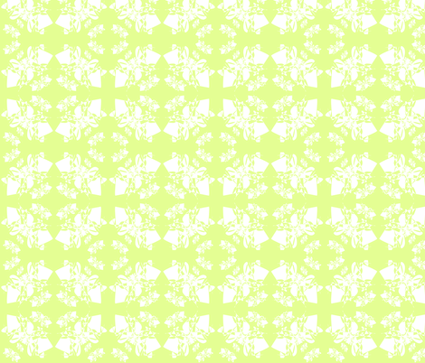 Butterfly  pattern fabric by cutiecat on Spoonflower - custom fabric