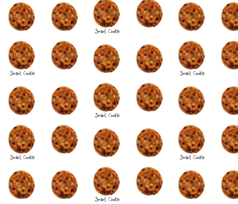 Smart Cookie fabric by wiccked on Spoonflower - custom fabric