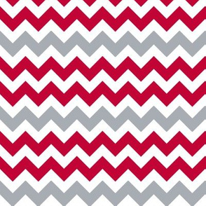 Chevron Scarlet