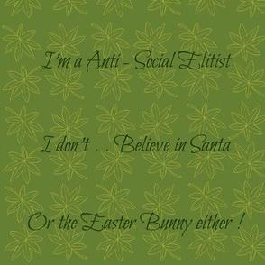 Anti-Social Elitist