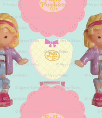 Pretty Polly Pocket!