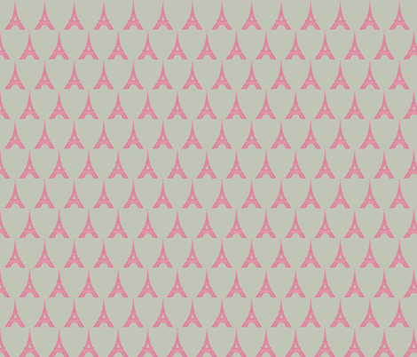 OUI OUI fabric by biancagreen on Spoonflower - custom fabric