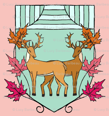 Crest for a sweet family