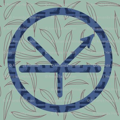 Mongiesama's Transistor Kamon - Japanese-style family crest