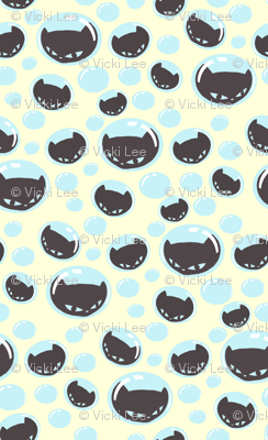 Little Kitty Bubbles