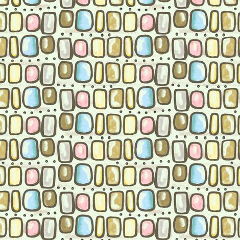 Bird Candy fabric by lisabarbero on Spoonflower - custom fabric