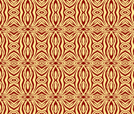 fauxnimal fabric by joybea on Spoonflower - custom fabric