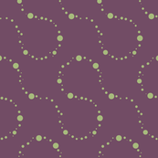 plum and sage circles 2