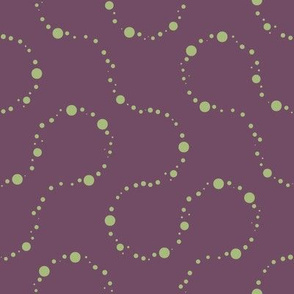 plum and sage circles 3