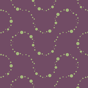 plum and sage circles 4