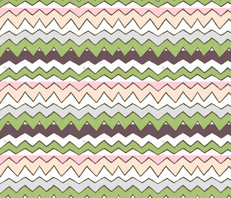 Blended Chevy fabric by lisabarbero on Spoonflower - custom fabric