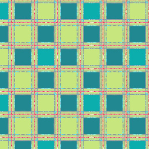aqua_teal_plaid_green
