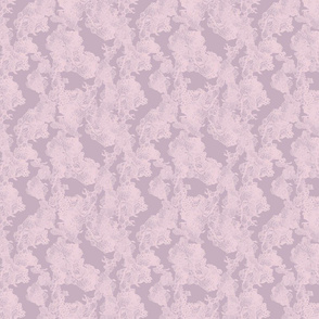 lace dusky pink