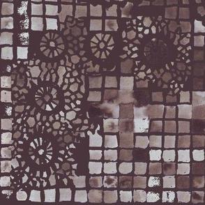 mosaic midnight
