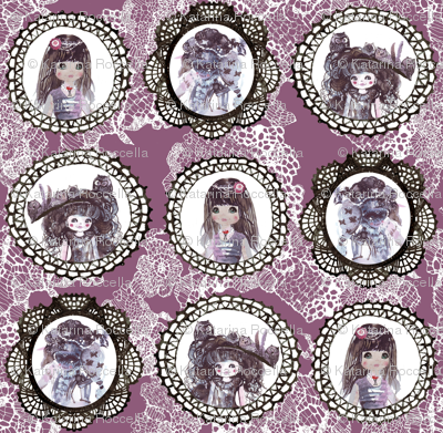 lace_tile_black_with_cameos_purple