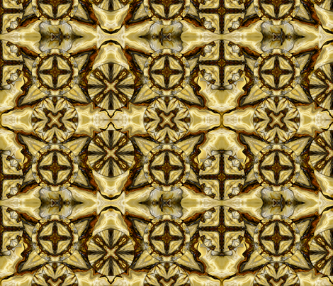 Quilted Cirubias - For Cotten Sateen, Cotton Silk Or Cotton Twill Only fabric by dazzia on Spoonflower - custom fabric