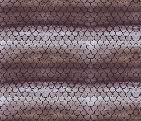 animal scales or just the drops? fabric by katarina on Spoonflower - custom fabric