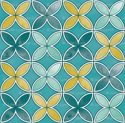Garden geometric