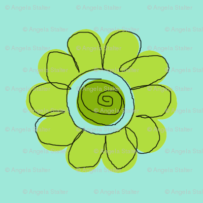 turtle_flower
