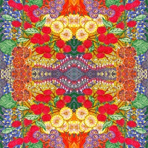 bloom tablecloth 2