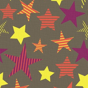 linen_stars