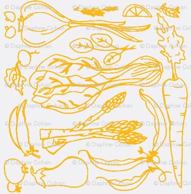 Garden Collage Carrot-ch