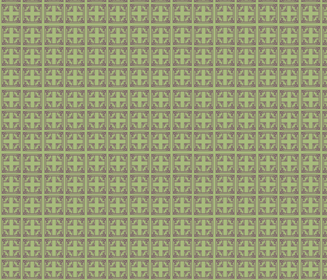 Squares_squared fabric by yodwynn on Spoonflower - custom fabric