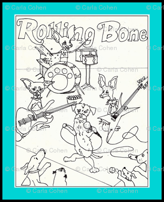 cover of Rolling Bone-ed
