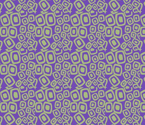 floating geometry2- fabric by joybea on Spoonflower - custom fabric