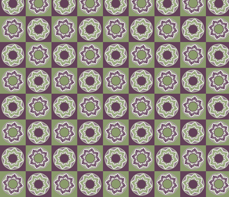 auber fabric by elarnia on Spoonflower - custom fabric